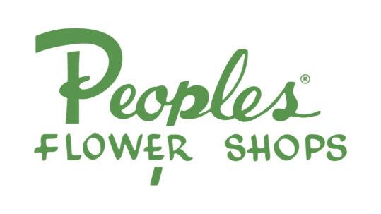 People's Flower Shops Logo